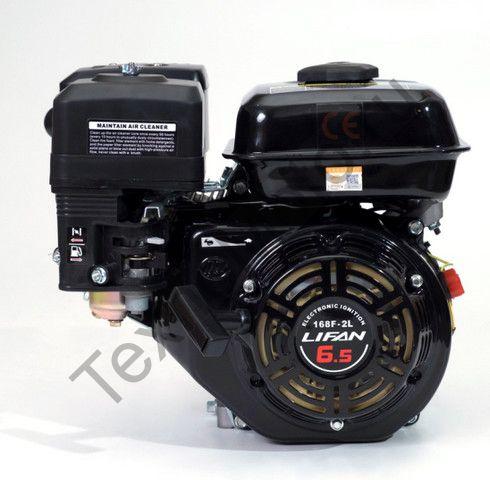 Двигатель Lifan 168F-2L D20 (6,5 л. с.) с редуктором без автоматического сцепления
