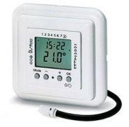 Терморегулятор INSTAT8f для теплых полов с датчиком пола и воздуха программируемый