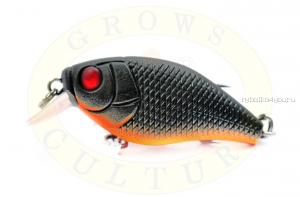 Воблер Grows Culture Chubby 38F 38мм/ 4 гр/заглубление: 0,6-1м/ цвет:R41