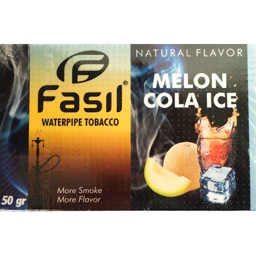 Табак для кальяна Fasil - Ice-Cola-Melon (Леданая Кола-Дыня)