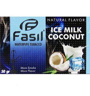 Табак для кальяна Fasil - Ice-Milk-Coconut (Ледяной Кокос-Молоко)