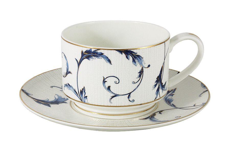 """Чайный набор на 1 персону """"Элегия"""", 2 пр., 0.2 л"""