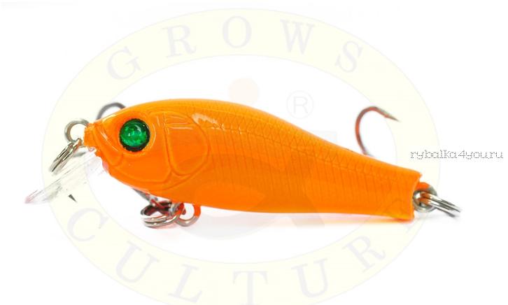 Воблер Grows Culture Laker GC-1173B 35F 35мм/ 2 гр/заглубление: 0,3-0,8м/ цвет: Q21  - купить со скидкой