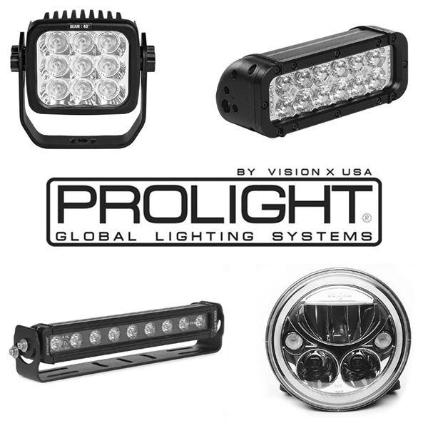 Светодиодные фары Prolight