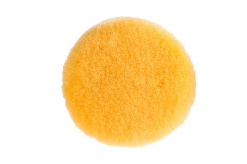 Полировальный диск Pro из овчины 150мм, 2 шт/уп