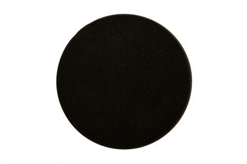 Поролоновый полировальный диск 150мм, черный, 2 шт/уп