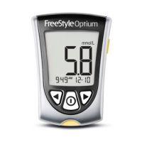 "Глюкометр ""Фристайл Оптиум"" (FreeStyle Optium) (Без тест-полосок)"
