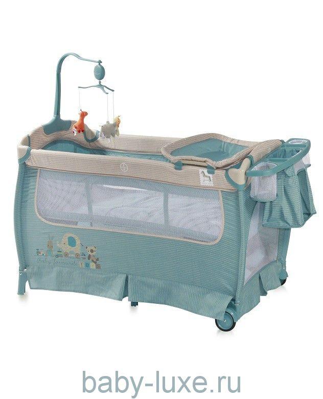 Кровать-манеж Lorelli Sleep'n'Dream