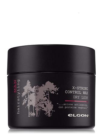Elgon Man X-Strong Control Wax Dry Look Текстурирующий воск