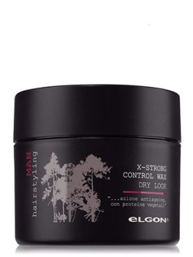 Elgon Man X-Strong Control Wax Dry Look Текстурирующий воск