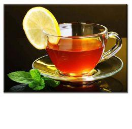 Чай с ароматом лимона