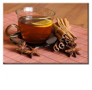Чай с ароматом корицы