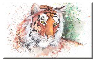 Тигр рисунок