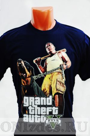 Футболка GTA
