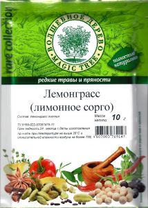 ВД Лемонграсс (лимонное сорго) 10 г