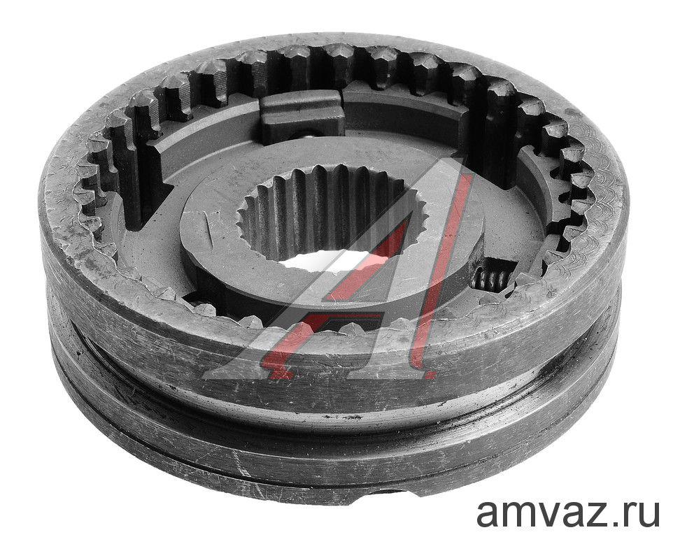 Синхронизатор скользящей муфты 2108