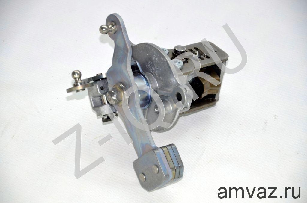 Механизм переключения передач 21119 тросиковая коробка