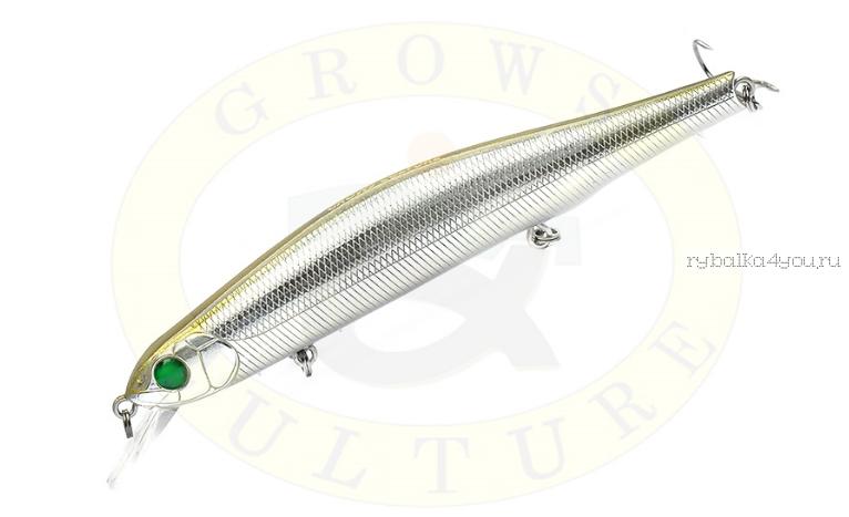 Купить Воблер Grows Culture Orbit 110 SP 110мм/ 16,5 гр/заглубление: 0,8- 1 м/ цвет: 021R