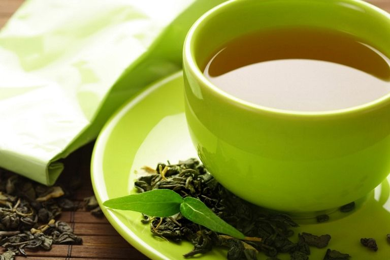 Свежий зелёный индийский чай (отправка из Индии)