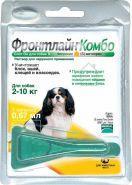 Фронтлайн Комбо S Капли инсектоакарицидные для собак 2-10 кг (1 шт.)