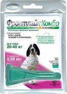 Фронтлайн Комбо L Капли инсектоакарицидные для собак 20-40 кг (1 шт.)