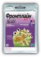 Фронтлайн ТРИ-АКТ L Капли от эктопаразитов для собак 20-40 кг (1 шт.)