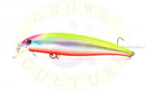 Воблер Grows Culture Tornado 87F 87 мм/ 9 гр/заглубление: 0,1 - 0,7 м/ цвет: Q7
