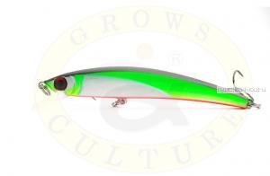 Воблер Grows Culture Kilat 90F 90 мм/ 15 гр/заглубление: 0,1 - 0,8 м/ цвет: Q10