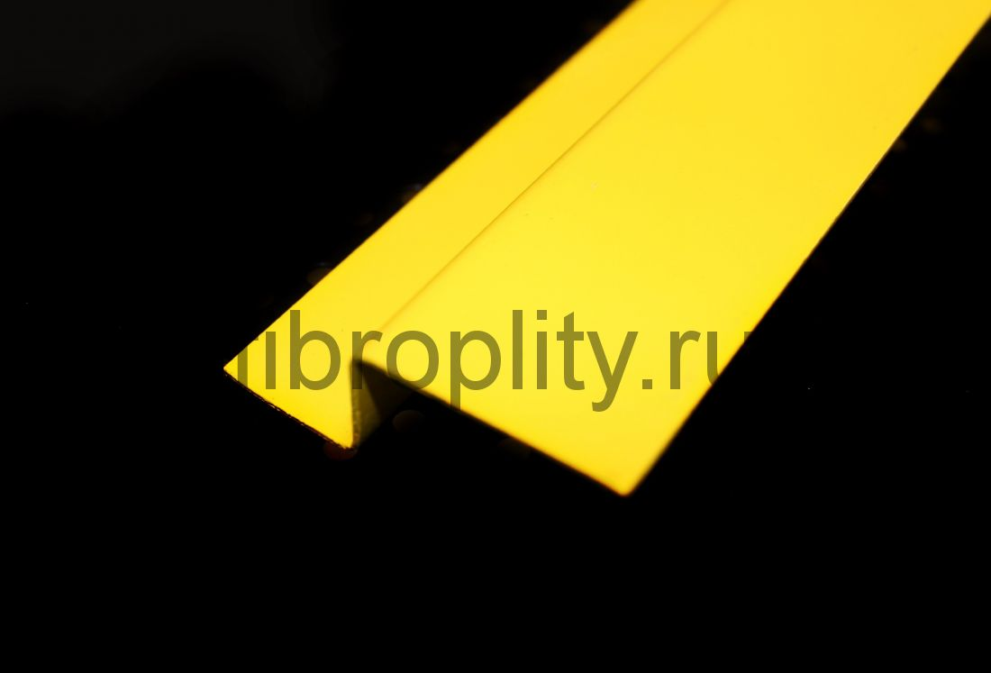 Z - профиль фасадный оцинкованный 40х22х20 мм.