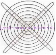 Решетка для вентилятора 150х150 металлическая