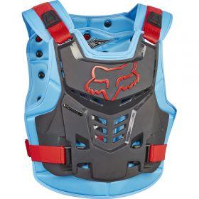 Защита (панцирь) Fox Proframe LC Blue/Red