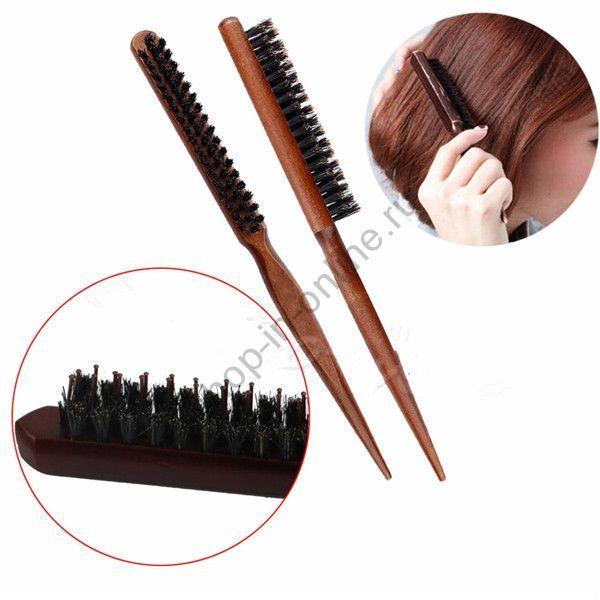 Щетка для волос Натуральная щетина
