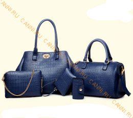 Набор сумок N-05.2 Синяя