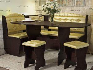 Кухонный уголок Эффект + стол