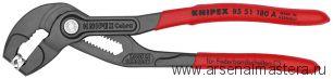 Щипцы для пружинных хомутов, 180 мм KNIPEX 85 51 180 A