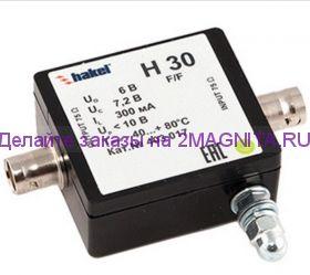 Устройство защиты проводки систем видео наблюдения  H 30
