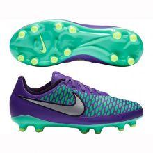 Детские бутсы Nike Magista Onda FG фиолетовые