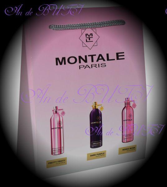 Набор Montale 3 по 15 ml