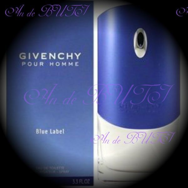 Givenchy Pour Homme Blue Label 100 ml edt
