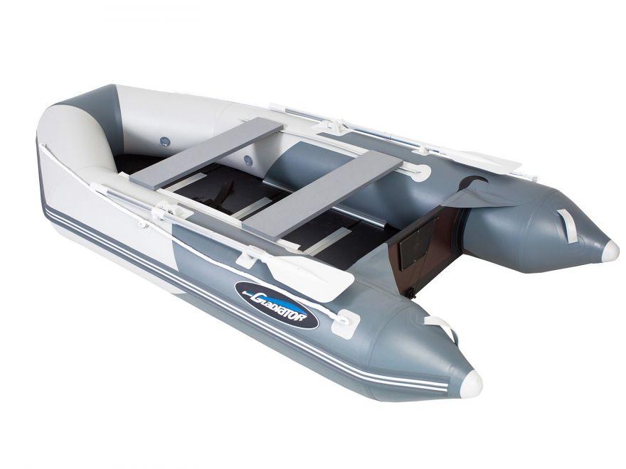Моторно-гребная лодка ПВХ GLADIATOR A 320 ТК