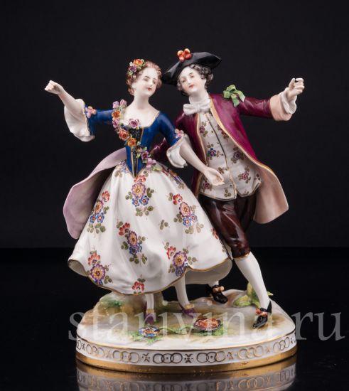 Изображение Танцующая пара, Volkstedt, Германия, до 1935 г