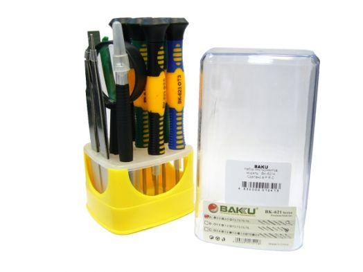 Набор отверток для ремонта электроники BAKU-621A