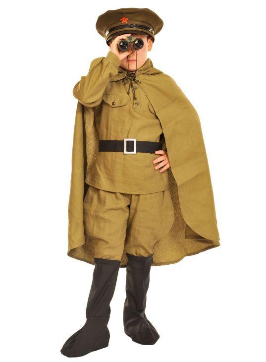Военная форма для мальчиков Командир