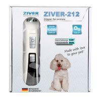 Машинка Ziver-212 для стрижки собак