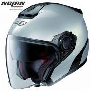 Шлем Nolan N40.5 Special N-com, Серебристый