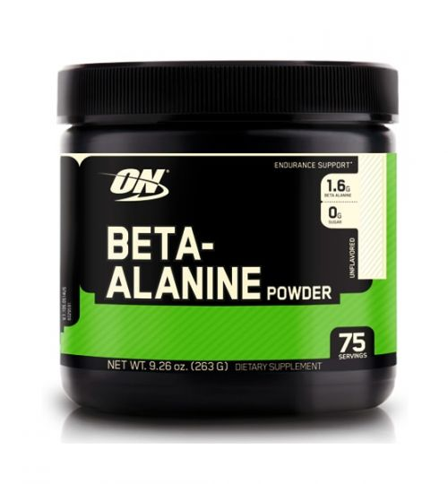 ​Optimum Nutrition Beta-Alanine powder (75 serv)