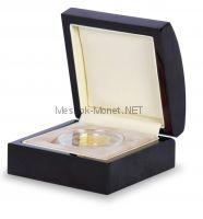 Футляр для одной монеты в капсуле диаметром 44 мм.