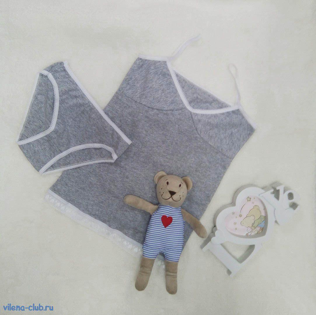 Комплект белья (майка+плавочки)