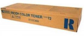 Тонер оригинальный  RICOH Type T2 Cyan(Синий) (888486)