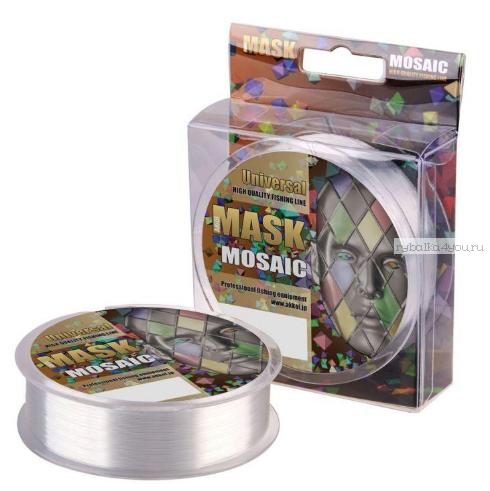 Купить Леска монофильная Akkoi Mask Universal 100 м